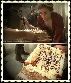 New Moon BTS - Roberts birthday