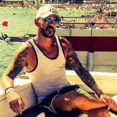 Anthony Smith, Ibiza, Oakley Sunglasses, Boat, Selfie, Fashion, Moda, Fashion Styles, Boats
