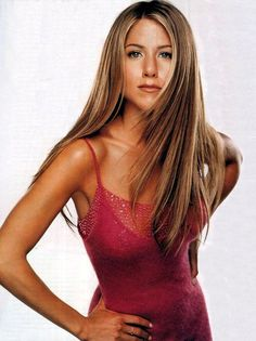 Jennifer Aniston (Born: Jennifer Joanna Aniston - February 11, 1969 - Los Angeles