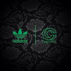 377589ec9539 Concepts Teases Upcoming adidas Originals Collab Adidas Models