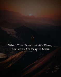When Your Priorities Are Clear Decisions Are Easy to Make Waiting for a day that everything is different that suddenly I am your priority and you tell others about us. . . . . #priorities #word#wordporn#wordsofwisdom#wordgasm#writersofinstagram#writer#writerscommunity#writing#door#lifequotes#quotestoliveby#quote#quotesgram#motivationalquotes#inspirationalquotes#dailyquotes#dailymotivation#dailyinspiration#instapoem#instapoet#poetrycommunity#poetsofinstagram#poetry