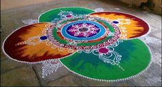 Diwali Special Unique and Amazing Rangoli Designs