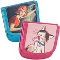 Our TAXI Wallet Imagery Collection: 100% recycled leather. #eco