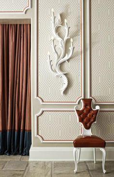 Gorgeous Art Deco Decorating Ideas Reflecting Avant Garde Art Styles