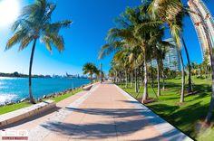 Miami Beach Desktop Wallpaper. Click to Download.