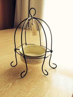 ツナ缶×100均ワイヤーで簡単♪鳥かご風小物入れ|暮らしニスタ
