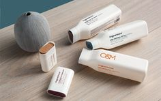 Original Mineral product packaging | Designer: Unknown