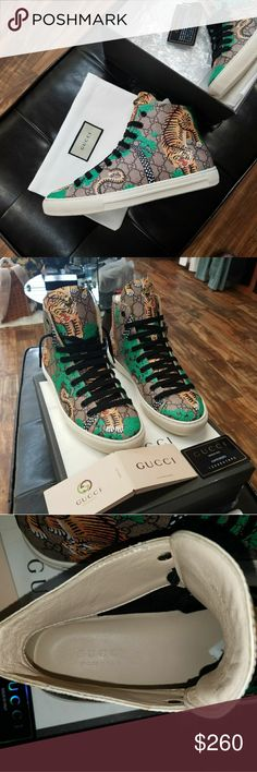 56812ff8cfa Gucci sneaker New with box Size 10 Fast 2-3 days shipping Gucci Shoes  Sneakers
