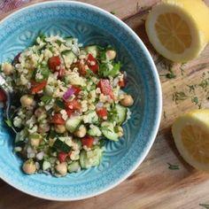 8 bulgursaláta az életmódváltásod első napjaira   Nosalty Thing 1, Kefir, Guacamole, Sprouts, Potato Salad, Potatoes, Mexican, Vegetables, Ethnic Recipes