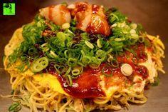 広島お好み焼き - Hiroshima Okonomiyaki