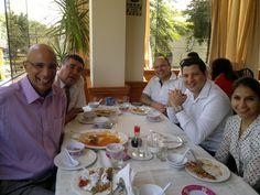 En Lima Peru almorzando con amigos #Chifa