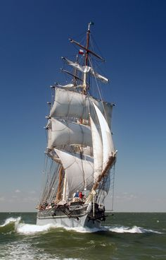 One of the last of the Tall Ships....ELISSA in all her beauty.  She is docked in Galveston, Texas.