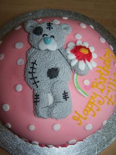 Tatty Teddy Birthday