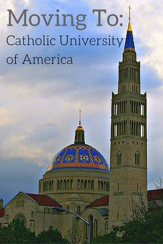 28 best Catholic University images on Pinterest