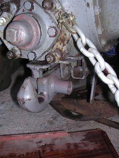 Restoring An Old Ferguson Tractor (Diesel) TE-F 20