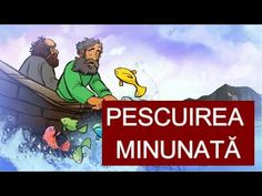 Pescuirea Minunata- Povestire biblica audio pentru copii - YouTube Youtube, Audio, Comic Books, Comics, School, Bible, Comic Book, Comic, Comic Strips