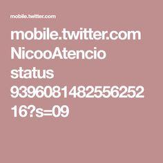 mobile.twitter.com NicooAtencio status 939608148255625216?s=09