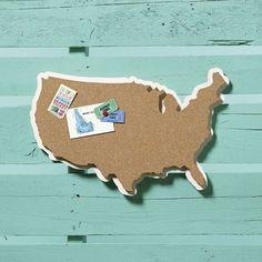 cork U.S.A. wall board