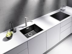 Blanco Subline 500 SteelFrame sink