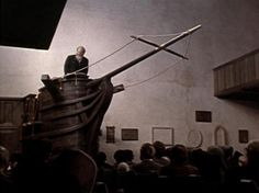 Orson Welles in Moby Dick