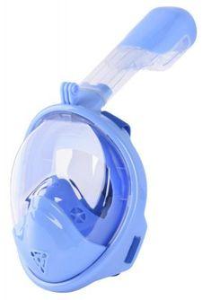Maska šnorchlovacia Dory, celotvárová, pre deti 4+, XS, modrá Dory, Office Supplies