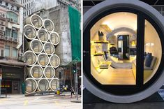 Life Inside a Pipe Doesn't Sound Too Shabby   Yanko Design