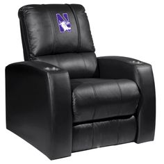 Northwestern Wildcats Home Theater Recliner by DreamSeat
