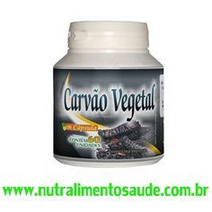 CARVÃO VEGETAL 60 CAPS 250
