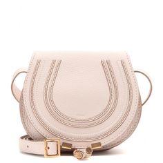 Marcie Small Leather Shoulder Bag | 000767 ✽ mytheresa