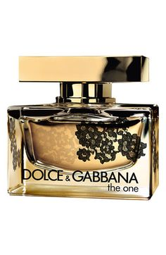 Dolce & Gabbana The One-Lace Edition