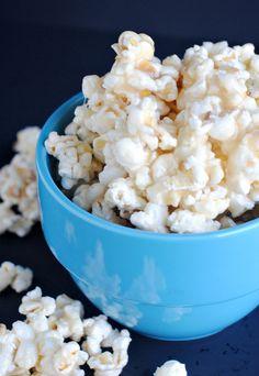 Easy Caramel Corn Recipe