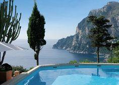 Hotel Punta Tragara - Capri, Italy