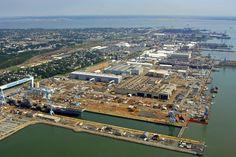Newport News VA - I lived here for 2 years and I LUV'd Virginia! Naval Station Norfolk, Virgina Beach, Newport News Va, Uss Enterprise Cvn 65, Old Dominion, Hampton Roads, Navy Ships, Us Travel, The Hamptons