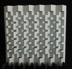 Origami And Kirigami, Origami Paper Art, Paper Crafts, Paper Folding Art, Paper Cutting, Nirmana 3d, Arte Pop Up, Plotter Cutter, Libros Pop-up