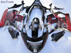 Black Moto Fairing Kit For Honda CBR 1100XX CBR1100XX Super Black Bird 1996 - 2007 96-07 Fairings Custom Made Motorcycle C287