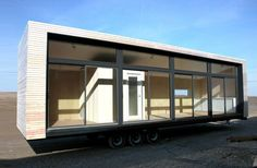 Image result for Mobile Container homes as solutions after floods