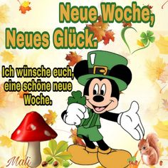 Mickey Mouse, Disney Characters, Fictional Characters, Comics, Friends, Good Morning Monday Images, Monday Morning, Mickey Mouse And Friends, Amigos