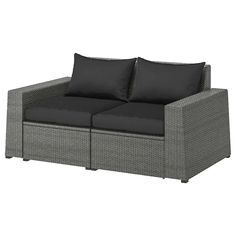 IKEA offers everything from living room furniture to mattresses and bedroom furniture so that you can design your life at home. Check out our furniture and home furnishings! Outdoor Seat Pads, Outdoor Cushion Covers, Outdoor Seat Cushions, Outdoor Sofas, Outdoor Flooring, Modular Corner Sofa, Modular Sofa, Modulo 2, Ikea Usa