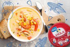 Суп с фасолью, кукурузой и болгарским перцем — рецепт приготовления Hummus, Ethnic Recipes, Food, Essen, Meals, Yemek, Eten