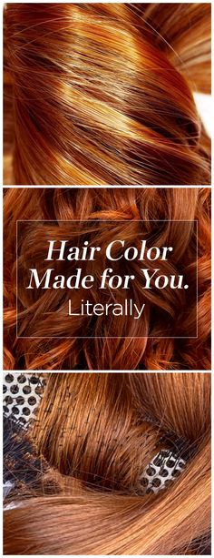 """Get the color you've always dreamt of with Made For You custom color from eSalon. Three-time winner of Allure's Best of Beauty award for """"Best Home Color,"""" Made For You is made with professional-grade pigments that deliver rich, long-lasting results and 100% gray coverage. Try today for $10."""