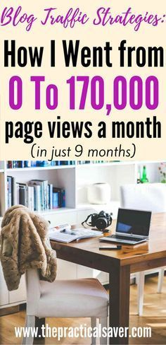 Increase your blog traffic with these tips | Follow this case study to find out exactly what to do