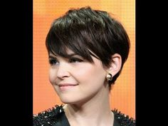 ▶ Ginnifer Goodwin Pixie Haircut Tutorial | The Salon Guy - YouTube