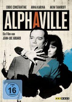 Alphaville [Edizione: Germania]: Amazon.it: Eddie Constantine, Anna Karina, Akim Tamiroff, Howard Vernon, Jean-Luc Godard: Film e TV