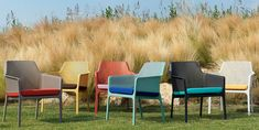 Buy online Net relax By nardi, stackable chair with armrests design Raffaello Galiotto, net Collection Patio Dining Chairs, Garden Chairs, Outdoor Chairs, Outdoor Decor, Best Outdoor Furniture, Cool Furniture, Online Furniture, Furniture Projects, Garden Furniture