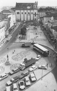 Praça da Sé, São Salvador da Bahia de Todos os Santos - Bahia