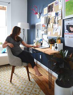 ANTES E DEPOIS: HOME OFFICE | Casa de Valentina                                                                                                                                                                                 Mais