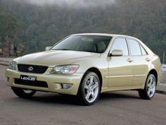 lexus is 200 2005