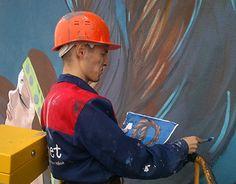 "Check out new work on my @Behance portfolio: ""Серия работ, которые рисовал на фасадах!"" http://be.net/gallery/52695203/serija-rabot-kotorye-risoval-na-fasadah"