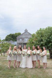 Rustic Long Island Vineyard Wedding | Photos - Style Me Pretty