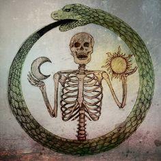 oroborus of death